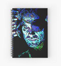 Snake Spiral Notebook