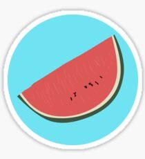 mature watermelon nutritious Sticker
