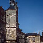 Bishop's Palace 1306 Beauvais France 19840827 0050  by Fred Mitchell