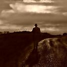 A Country Walk by Milan Hartney