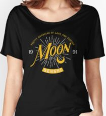Vintage Moon Women's Relaxed Fit T-Shirt