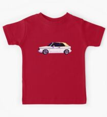 VW MK1 Golf GTi Kids Clothes