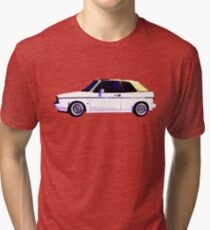 VW MK1 Golf GTi Tri-blend T-Shirt