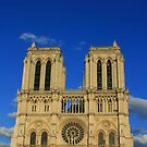 Notre Dame cathedral by naffarts