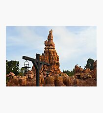 The Wildest Ride in the Wilderness Photographic Print