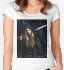 Celaena Sardothien  Women's Fitted Scoop T-Shirt