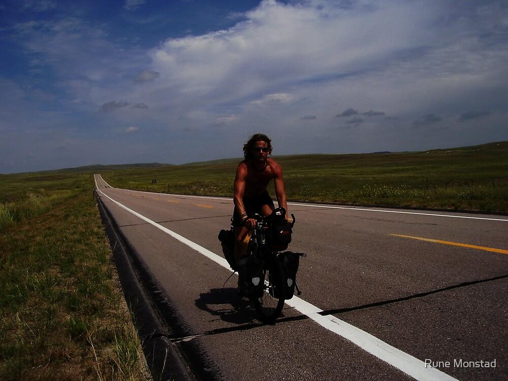 USA, prairien by Rune Monstad