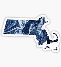 Massachusetts Sticker