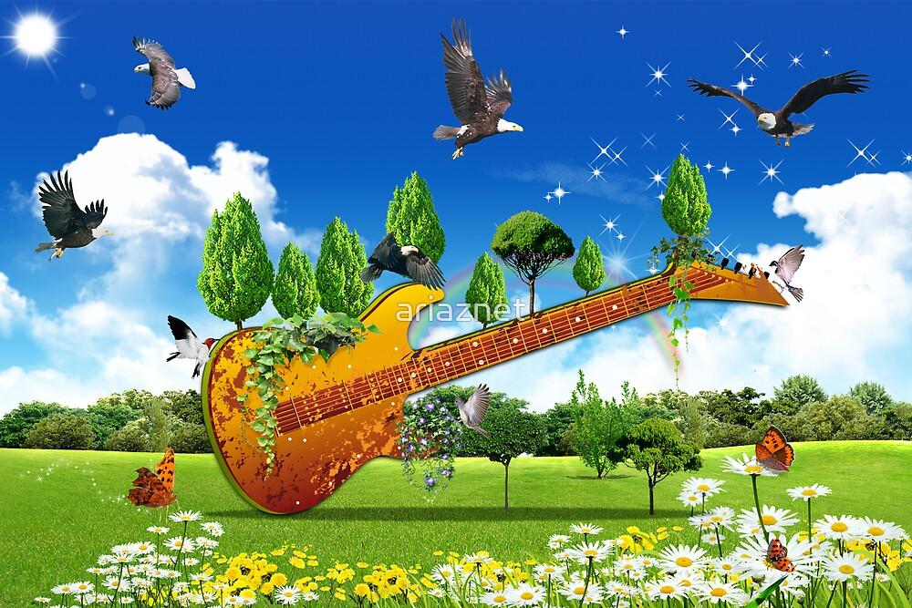 Guitard by ariaznet