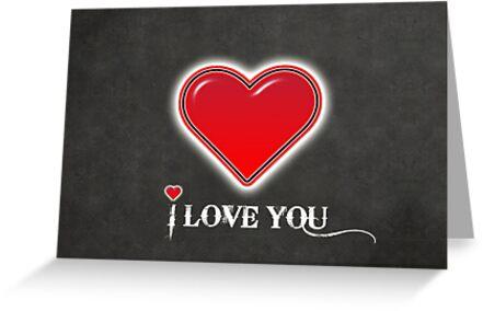 I love you by ariaznet