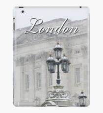 Buckingham Palace in the Snow - Pro Photo iPad Case/Skin