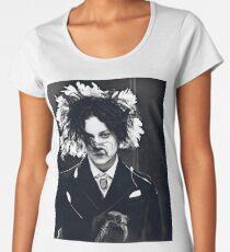 Feathered Head Jack Women's Premium T-Shirt