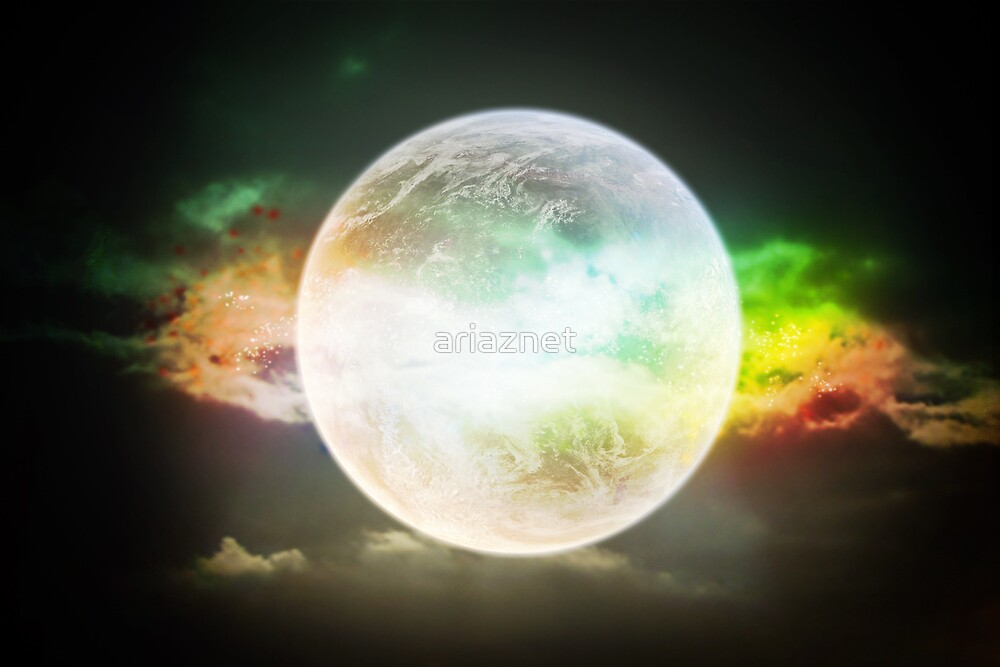 moon by ariaznet