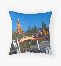 Twain View Throw Pillow