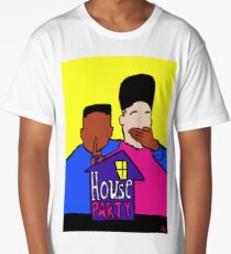 Welcome to my HOUSE PARTY Long T-Shirt