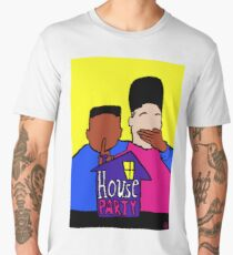 Welcome to my HOUSE PARTY Men's Premium T-Shirt