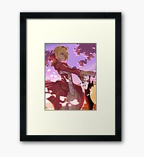 Nero Claudius Framed Print