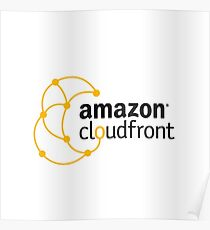 AWS CloudFront Poster