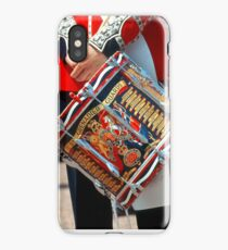Changing the Guard at Buckingham Palace London - Professional Photo iPhone Case/Skin