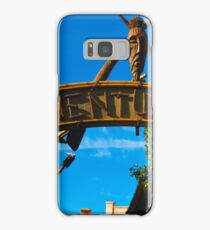 Adventureland Entrance Samsung Galaxy Case/Skin