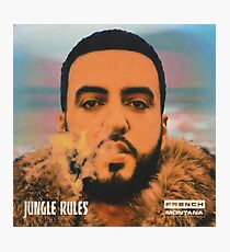 jungle rules Photographic Print