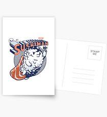 Sushiman - Sushi Lover Postcards