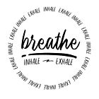 Breathe: Inhale & Exhale by Tyler Christian