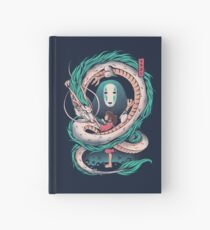 The girl and the dragon Hardcover Journal