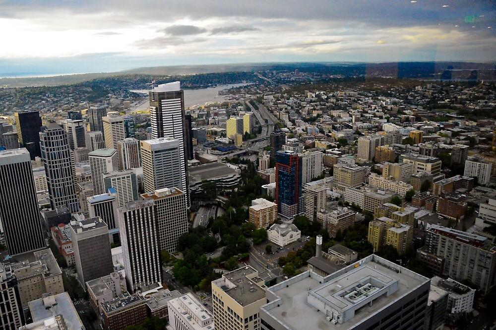 Seattle by tstarch