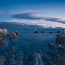 Kaikoura Twilight by Michael Breitung