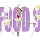 JUNK FOOD SQUAD by balleteducation