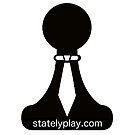 Stately Play - Black by Neumannium