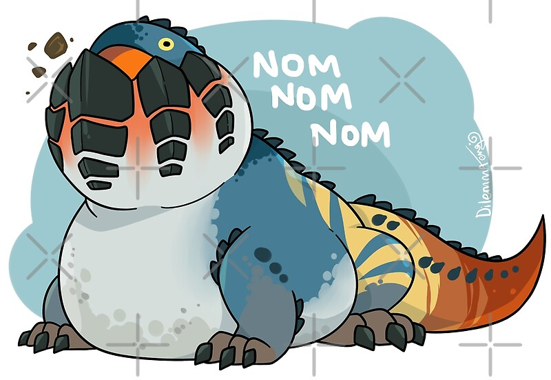 Quot Dodogama Monster Hunter World Quot By Dilemmaart Redbubble