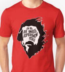 Alan Watts Sie sind das Universum, das sich selbst erlebt Slim Fit T-Shirt