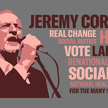 Jeremy Corbyn by peppino93