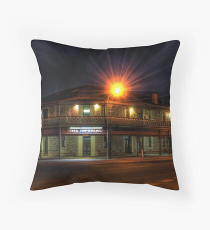 Fine Accommodation Throw Pillow