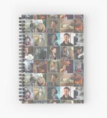 KNIGHT ROOK Spiral Notebook