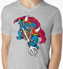 King of Evil Men's V-Neck T-Shirt