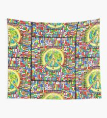 A Peace of eARTh Wall Tapestry