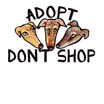 Adopt don't shop by Boogiemonst