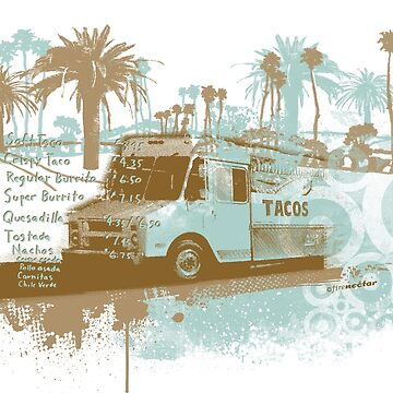 Taco Truck by abuelow