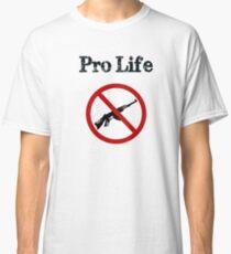 Gun Control Tee Shirt & Other Gear #NEVERAGAIN Classic T-Shirt