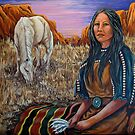 Feathers, Wrapped In Tradition by Susan McKenzie Bergstrom