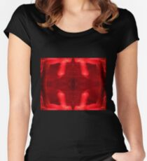Vocal Cords Women's Fitted Scoop T-Shirt