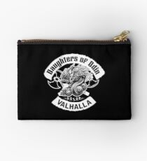 Daughters of Odin viking women - Sons of Odin parody Viking Norse Mythology for Shield Maiden Valkyries Studio Pouch