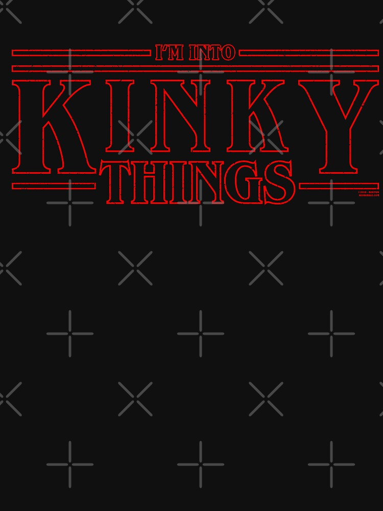 Stranger (Kinky) Things [Roufxis - RB] by RoufXis