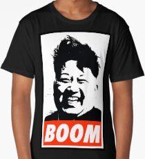 Kim Jong Un BOOM Long T-Shirt