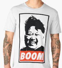 Kim Jong Un BOOM Men's Premium T-Shirt