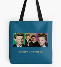 Everly Brothers - Triptych Designs Tote Bag