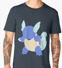 Kanto Starters - Wartortle Men's Premium T-Shirt